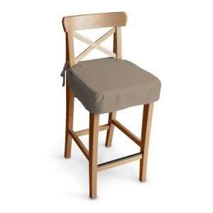 Ingolf baro kėdės užvalkalas - trumpas Ingolf baro kėdė kolekcijoje Cotton Panama, audinys: 702-28
