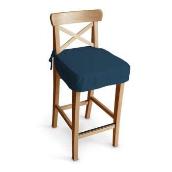 Ingolf baro kėdės užvalkalas - trumpas Ingolf baro kėdė kolekcijoje Cotton Panama, audinys: 702-30