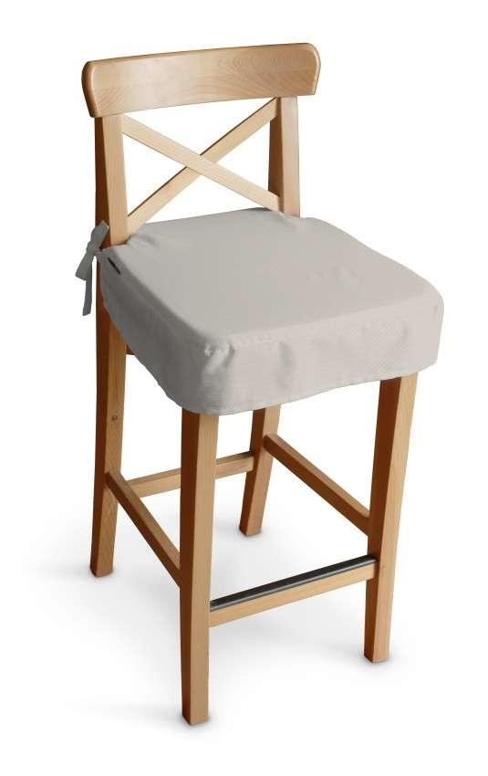 Sitzkissen für Barhocker Ingolf Barstuhl  Ingolf von der Kollektion Cotton Panama, Stoff: 702-31