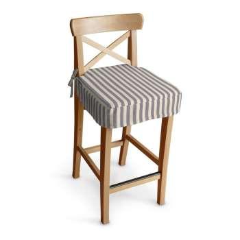 Sitzkissen für Barhocker Ingolf von der Kollektion Quadro, Stoff: 136-02