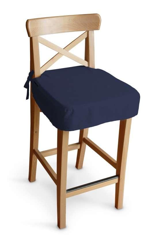 Sitzkissen für Barhocker Ingolf Barstuhl  Ingolf von der Kollektion Quadro, Stoff: 136-04