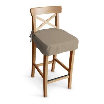 Sitzkissen für Barhocker Ingolf 136-09 hellbraun Kollektion Quadro