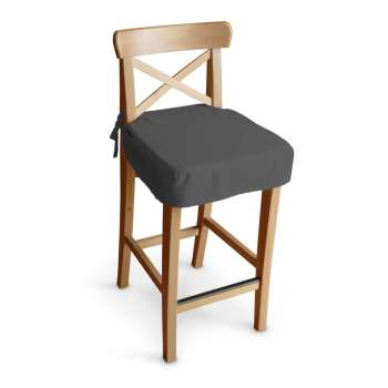 Sitzkissen für Barhocker Ingolf von der Kollektion Quadro, Stoff: 136-14