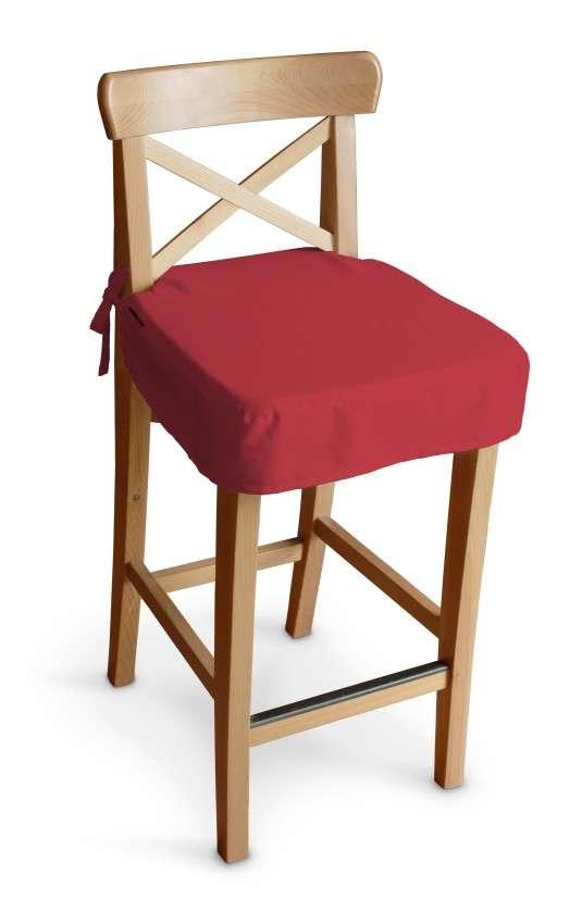 Siedzisko na krzesło barowe Ingolf krzesło barowe Ingolf w kolekcji Quadro, tkanina: 136-19