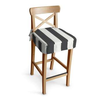 Ingolf bar stool seat pad cover Ingolf bar stool in collection Comic Book & Geo Prints, fabric: 137-53