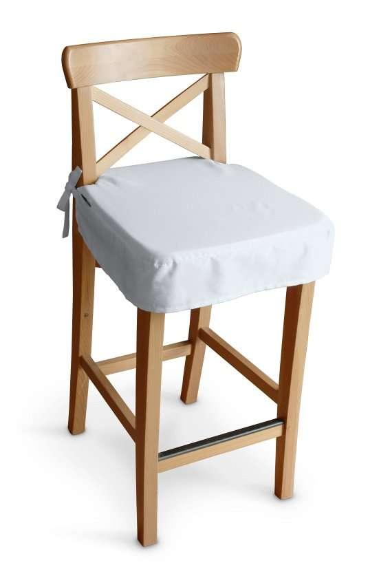 Siedzisko na krzesło barowe Ingolf krzesło barowe Ingolf w kolekcji Cotton Panama, tkanina: 702-34