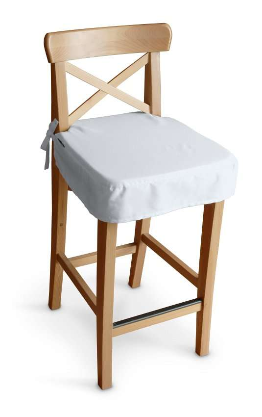 Sitzkissen für Barhocker Ingolf Barstuhl  Ingolf von der Kollektion Cotton Panama, Stoff: 702-34
