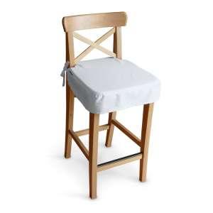Ingolf baro kėdės užvalkalas - trumpas Ingolf baro kėdė kolekcijoje Cotton Panama, audinys: 702-34