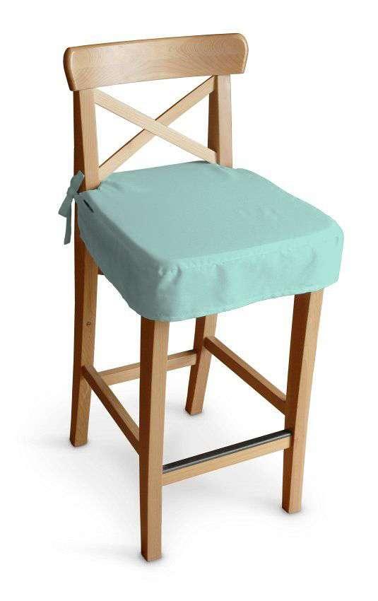 Siedzisko na krzesło barowe Ingolf krzesło barowe Ingolf w kolekcji Loneta, tkanina: 133-32