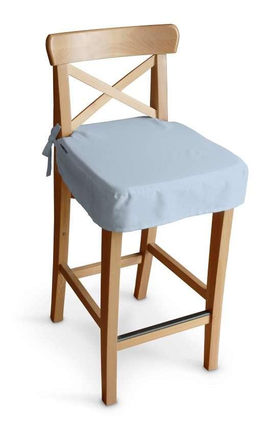 Siedzisko na krzesło barowe Ingolf w kolekcji Loneta, tkanina: 133-35