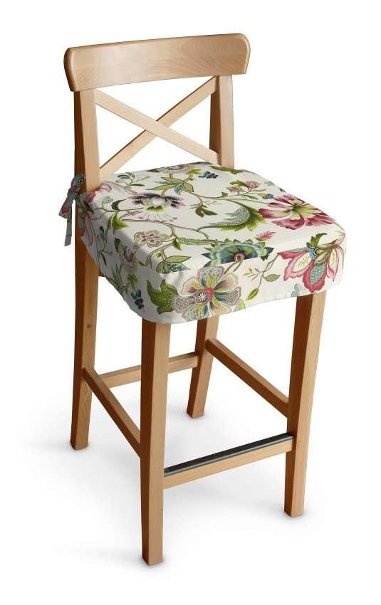 Ingolf baro kėdės užvalkalas - trumpas Ingolf baro kėdė kolekcijoje Londres, audinys: 122-00