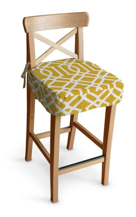 Siedzisko na krzesło barowe Ingolf krzesło barowe Ingolf w kolekcji Comics, tkanina: 135-09