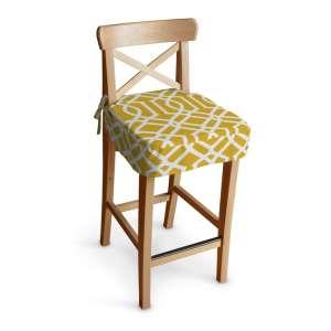 Ingolf baro kėdės užvalkalas - trumpas Ingolf baro kėdė kolekcijoje Comics Prints, audinys: 135-09