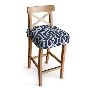 Ingolf baro kėdės užvalkalas - trumpas Ingolf baro kėdė kolekcijoje Comics Prints, audinys: 135-10