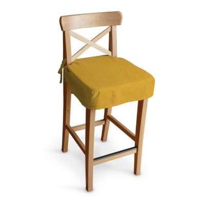Siedzisko na krzesło barowe Ingolf w kolekcji Etna, tkanina: 705-04