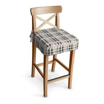 Ingolf baro kėdės užvalkalas - trumpas Ingolf baro kėdė kolekcijoje Brooklyn, audinys: 137-75