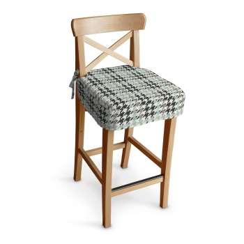 Ingolf baro kėdės užvalkalas - trumpas Ingolf baro kėdė kolekcijoje Brooklyn, audinys: 137-77