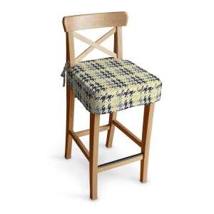 Ingolf baro kėdės užvalkalas - trumpas Ingolf baro kėdė kolekcijoje Brooklyn, audinys: 137-79