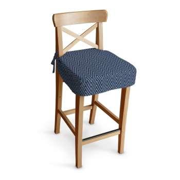 Siedzisko na krzesło barowe Ingolf krzesło barowe Ingolf w kolekcji Brooklyn, tkanina: 137-88