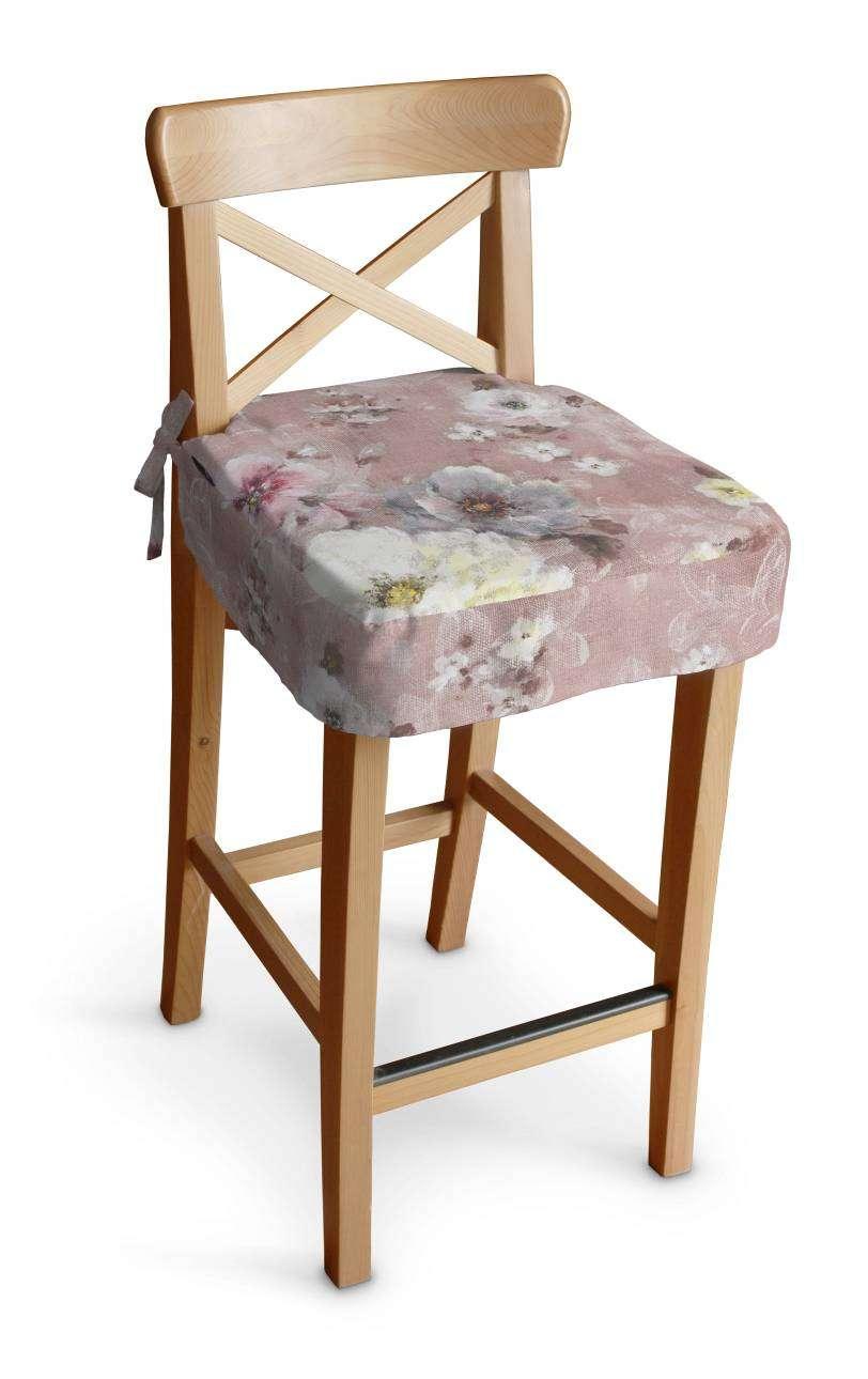 Sitzkissen für Barhocker Ingolf Barstuhl  Ingolf von der Kollektion Monet, Stoff: 137-83