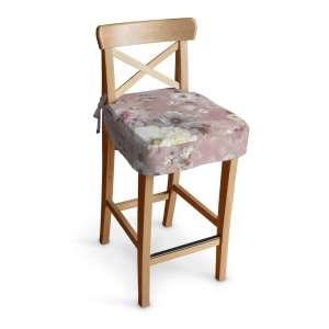 Siedzisko na krzesło barowe Ingolf krzesło barowe Ingolf w kolekcji Monet, tkanina: 137-83
