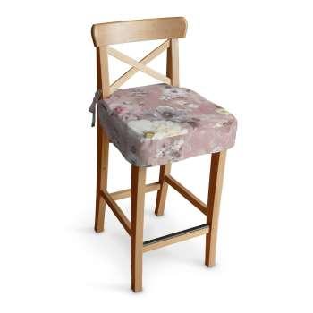 Ingolf baro kėdės užvalkalas - trumpas Ingolf baro kėdė kolekcijoje Monet, audinys: 137-83