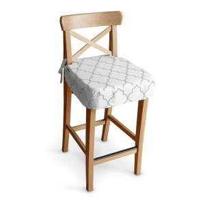 Ingolf baro kėdės užvalkalas - trumpas Ingolf baro kėdė kolekcijoje Comics Prints, audinys: 137-85
