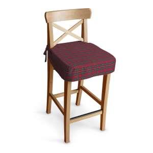 Siedzisko na krzesło barowe Ingolf krzesło barowe Ingolf w kolekcji Bristol, tkanina: 126-29