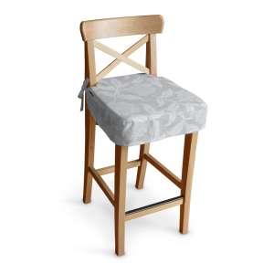 Siedzisko na krzesło barowe Ingolf krzesło barowe Ingolf w kolekcji Venice, tkanina: 140-51