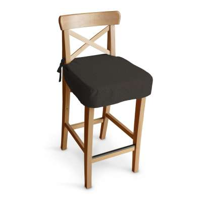 Poťah na barovú stoličku Ingolf V kolekcii Etna, tkanina: 702-36