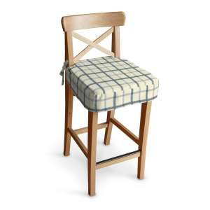 Ingolf baro kėdės užvalkalas - trumpas Ingolf baro kėdė kolekcijoje Avinon, audinys: 131-66