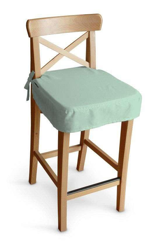 Siedzisko na krzesło barowe Ingolf w kolekcji Loneta, tkanina: 133-61