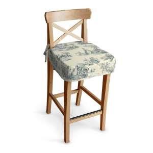 Sitzkissen für Barhocker Ingolf Barstuhl  Ingolf von der Kollektion Avinon, Stoff: 132-66