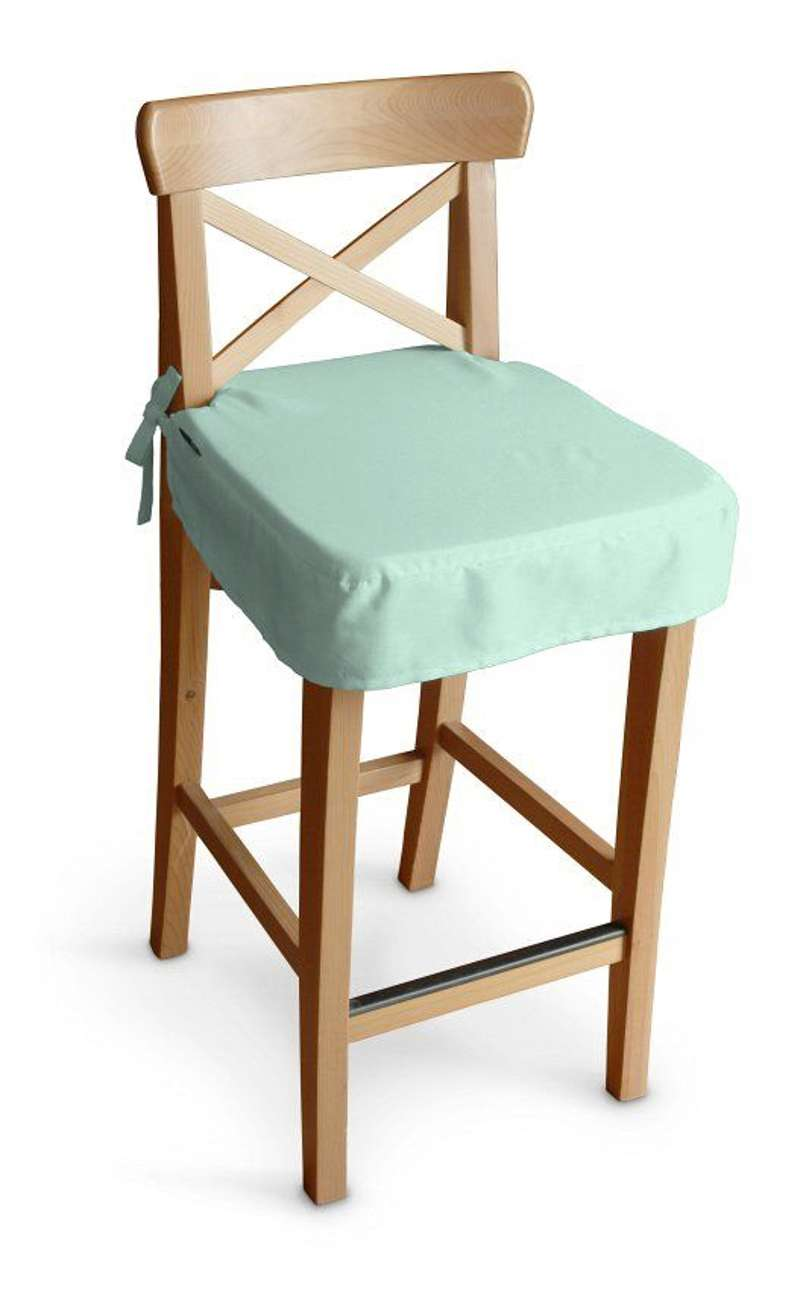 Poťah na barovú stoličku Ingolf V kolekcii Loneta, tkanina: 133-37