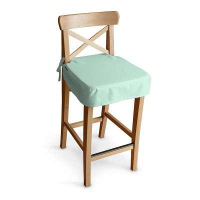 IKEA zitkussen voor barkruk Ingolf 133-37 mintgroen  Collectie Loneta