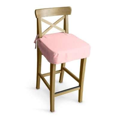 Poťah na barovú stoličku Ingolf 133-39 púdrovo ružová Kolekcia Loneta