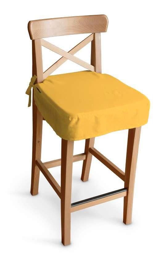 Siedzisko na krzesło barowe Ingolf w kolekcji Loneta, tkanina: 133-40