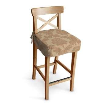 Sitzkissen für Barhocker Ingolf Barstuhl  Ingolf von der Kollektion Damasco, Stoff: 613-04