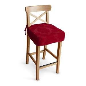 Siedzisko na krzesło barowe Ingolf krzesło barowe Ingolf w kolekcji Damasco, tkanina: 613-13