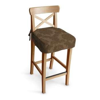 Ingolf baro kėdės užvalkalas - trumpas Ingolf baro kėdė kolekcijoje Damasco, audinys: 613-88