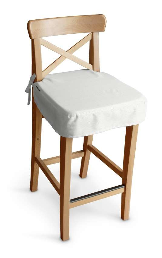Siedzisko na krzesło barowe Ingolf w kolekcji Jupiter, tkanina: 127-01