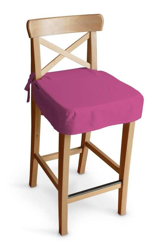 Siedzisko na krzesło barowe Ingolf krzesło barowe Ingolf w kolekcji Jupiter, tkanina: 127-24