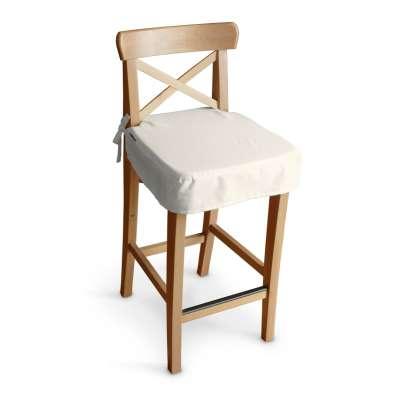 Siedzisko na krzesło barowe Ingolf w kolekcji Jupiter, tkanina: 127-00