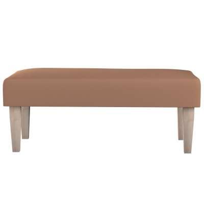 Sitzbank 100cm von der Kollektion Cotton Panama, Stoff: 702-02