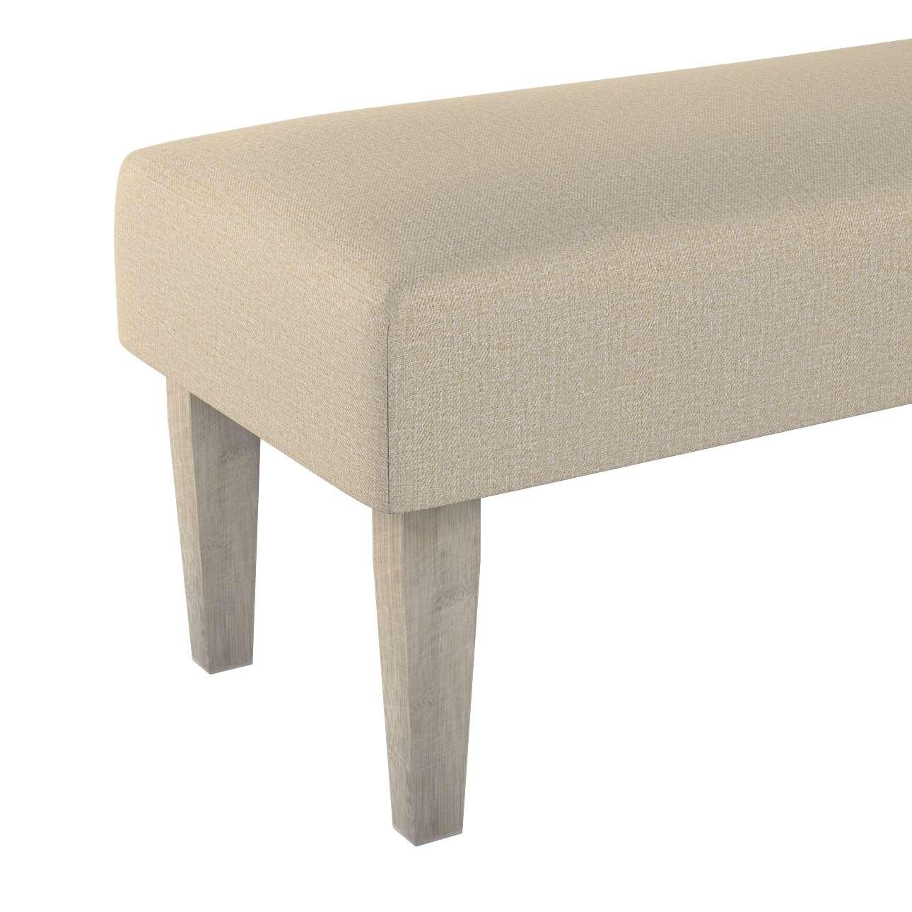 Sitzbank 100cm von der Kollektion Edinburgh, Stoff: 115-78