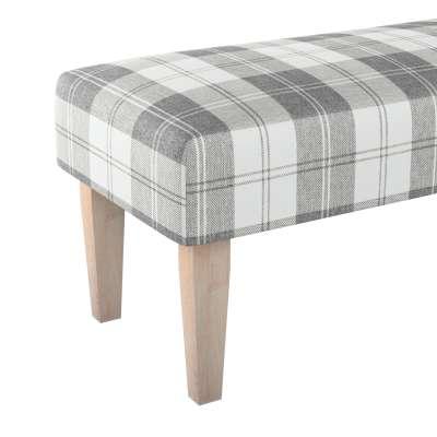 Sitzbank 100cm von der Kollektion Edinburgh, Stoff: 115-79