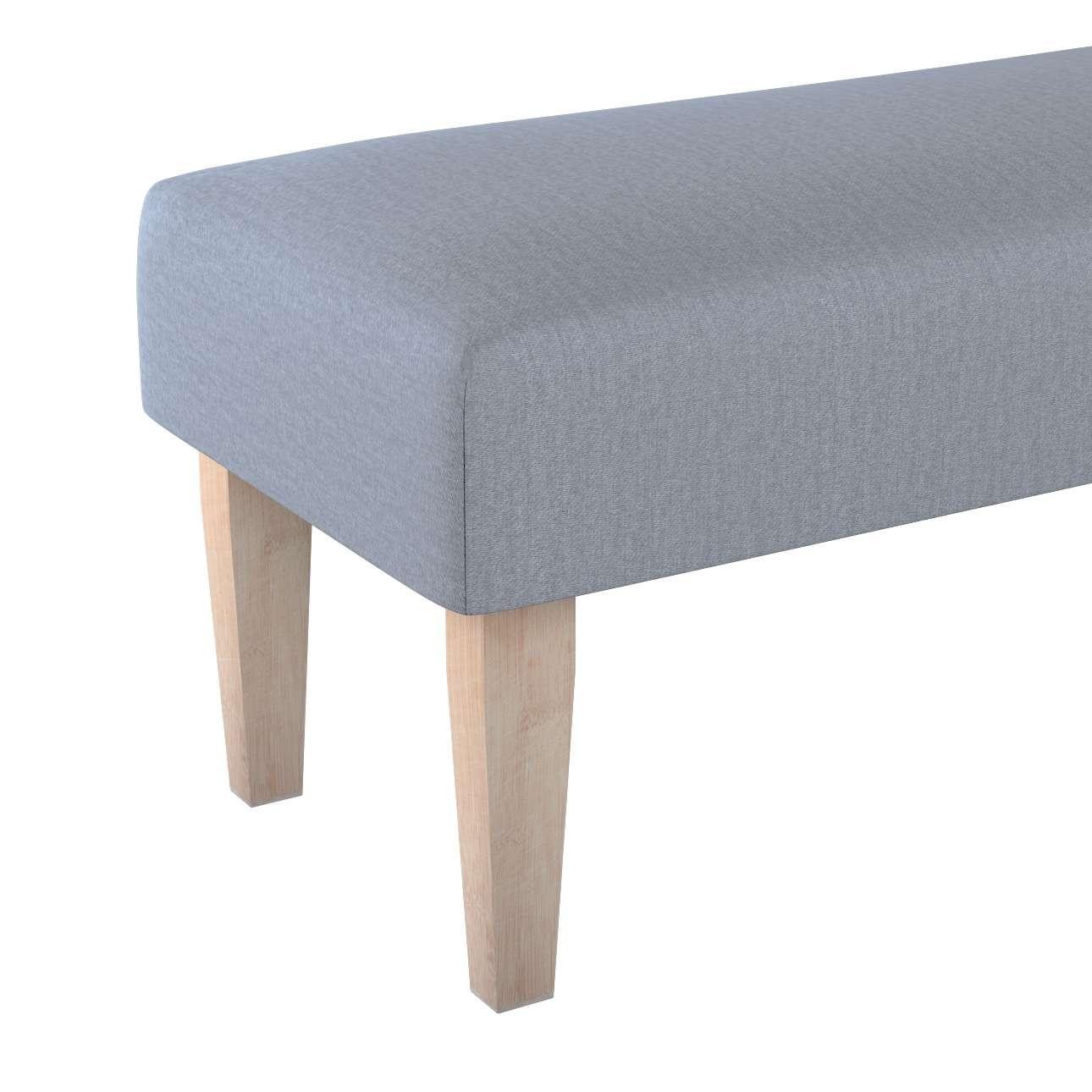 Sitzbank 100cm von der Kollektion Chenille, Stoff: 702-13