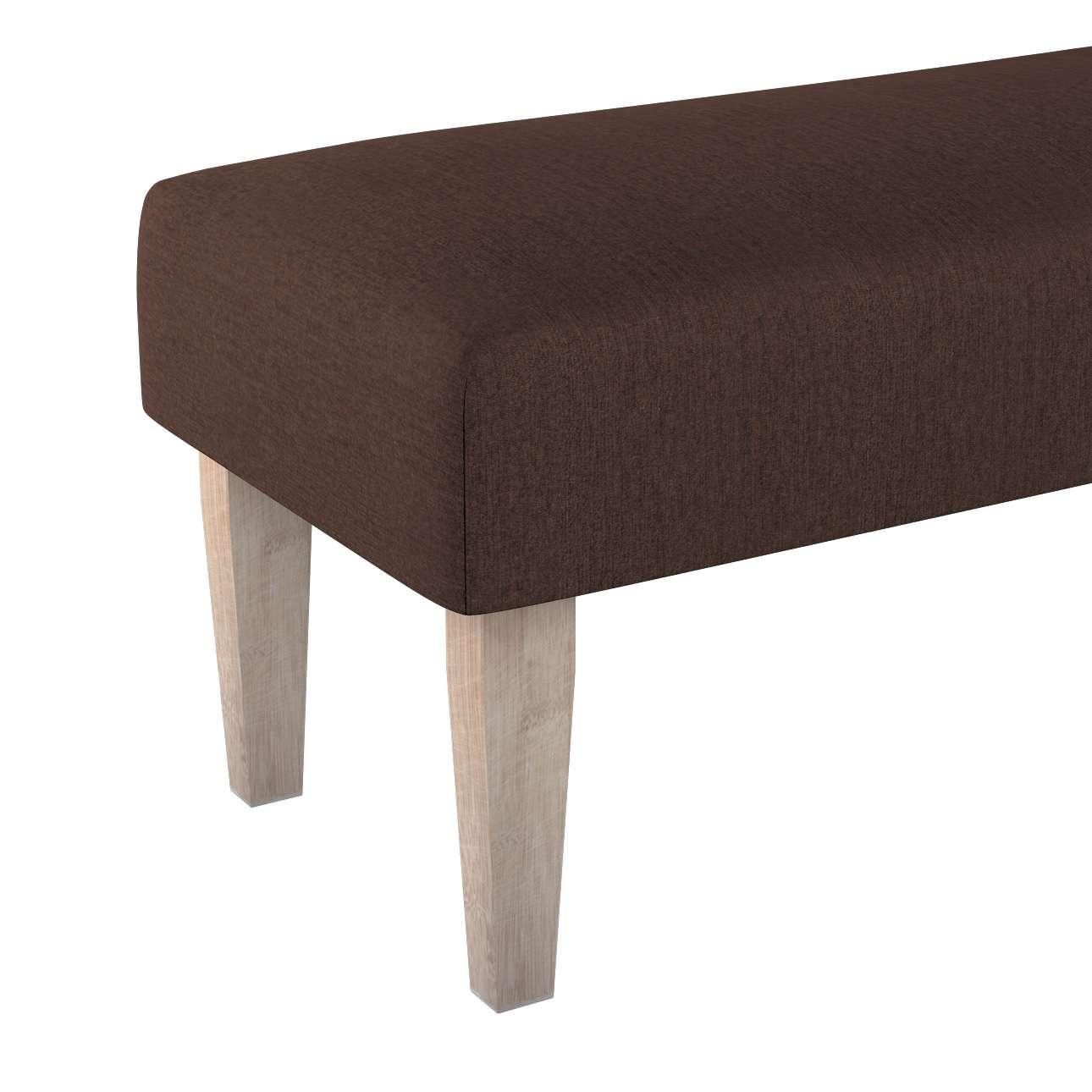 Sitzbank 100cm von der Kollektion Chenille, Stoff: 702-18