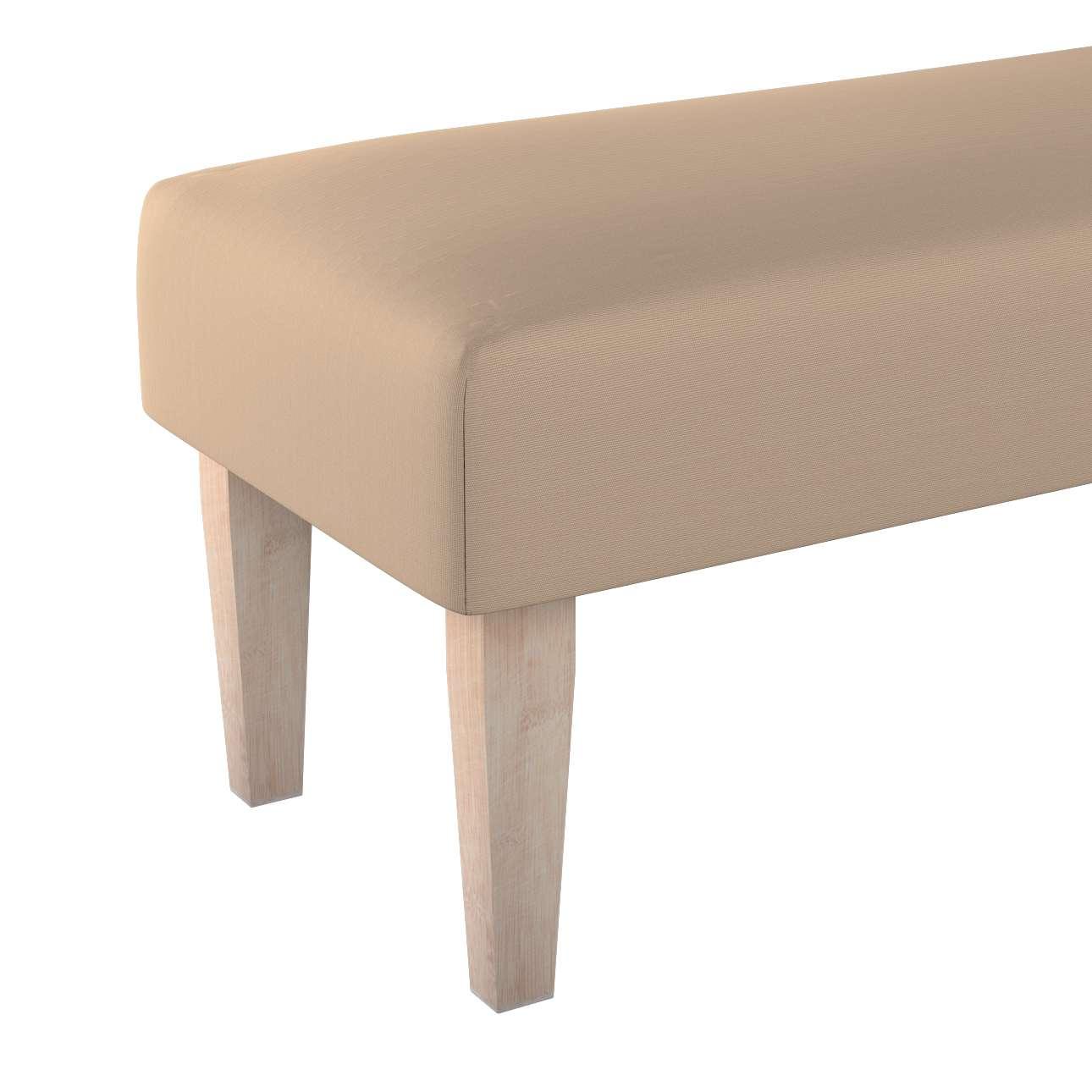 Sitzbank 100cm von der Kollektion Cotton Panama, Stoff: 702-28