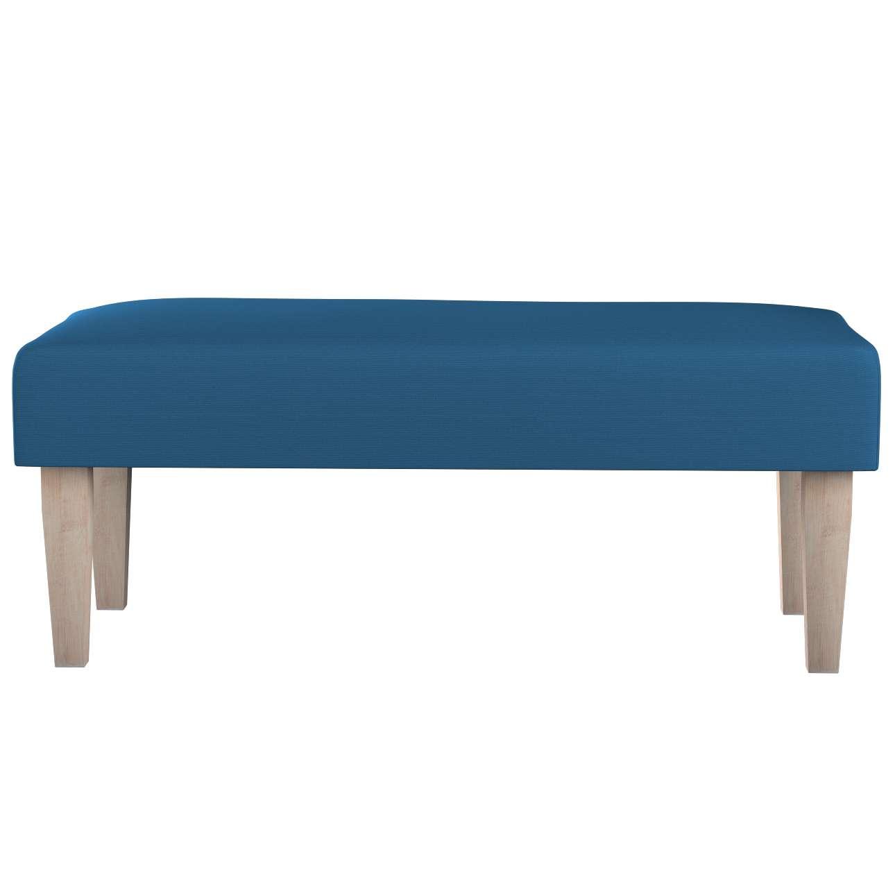 Sitzbank 100cm von der Kollektion Cotton Panama, Stoff: 702-30